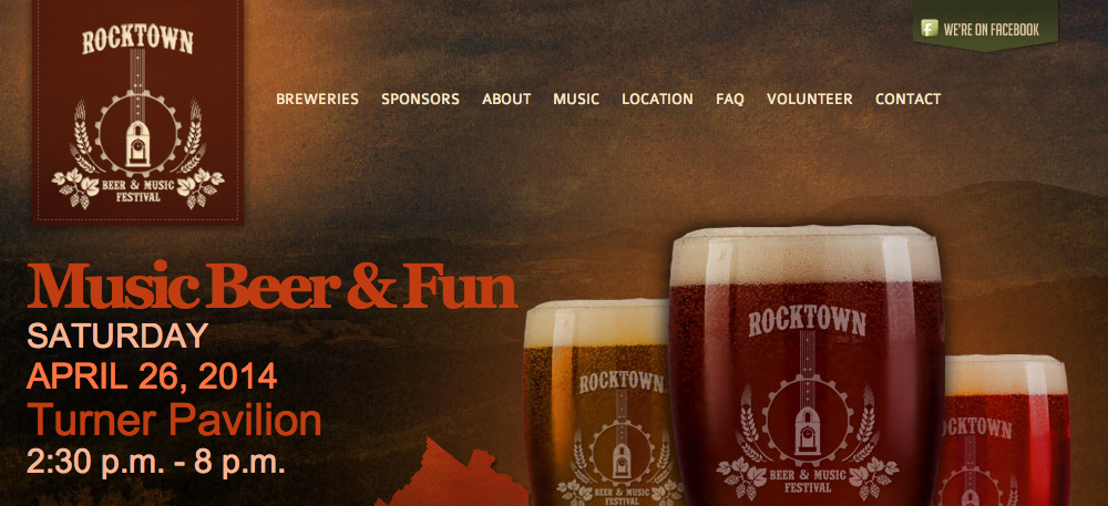 Rocktown Beer & Music Festival | Harrisonburg, VA