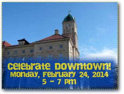 Celebrate Downtown! | Celebration & Reception in Harrisonburg