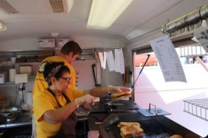 Grilled Cheese Mania Food Truck Harrisonburg VA