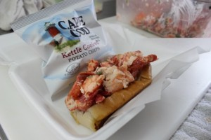 Lobsta Rollin Food Truck, Harrisonburg, VA
