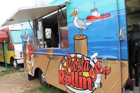 Lobsta Rollin Food Truck | Harrisonburg, VA
