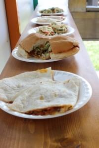 Harrisonburg Food Truck La Taurina Grill II