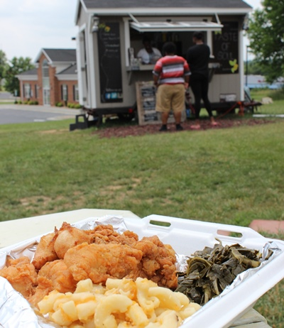 Harrisonburg food truck Taste of Soul