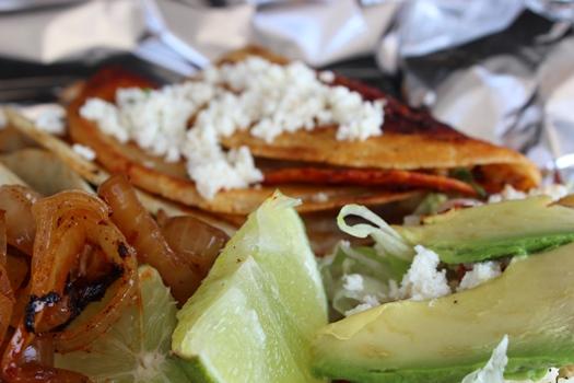Harrisonburg Food Truck Delgado's Antojitos Mexicanos