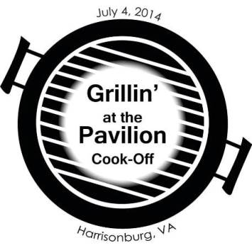 grillin at the pavilion