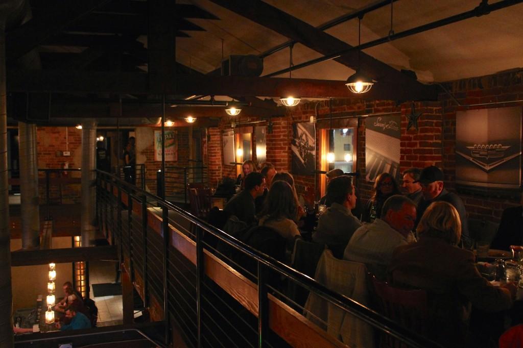 Jimmy Madison's Southern Kitchen & Whiskey Bar