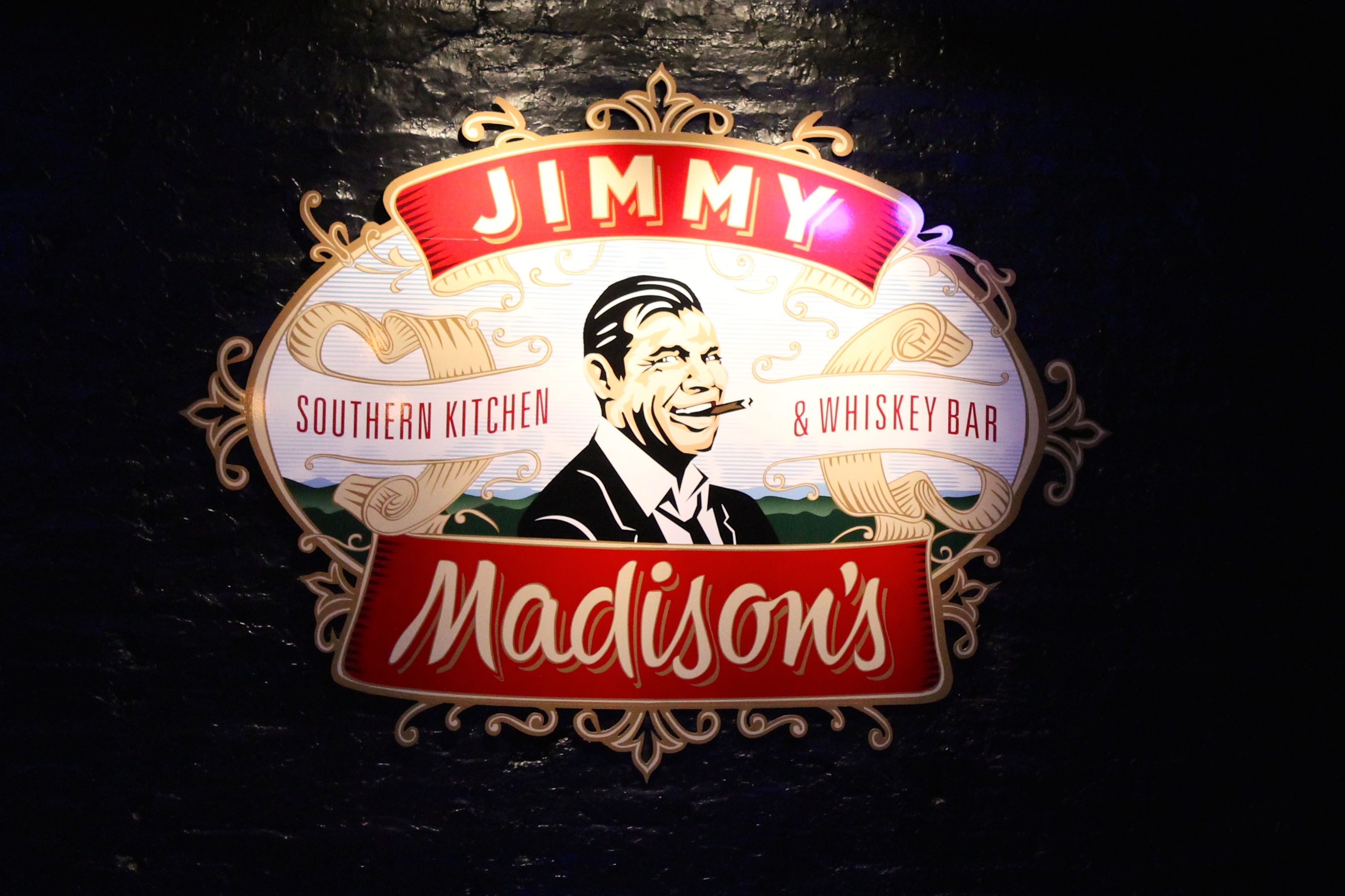 Jimmy Madison's Southern Kitchen & Whiskey Bar