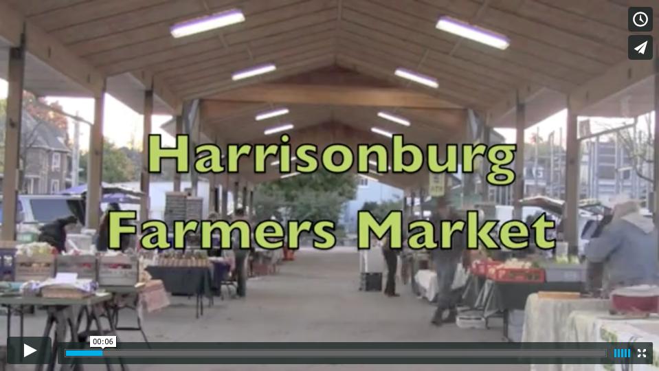 Harrisonburg Farmers Market EBT Matching Program