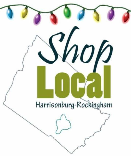shop local Harrisonburg
