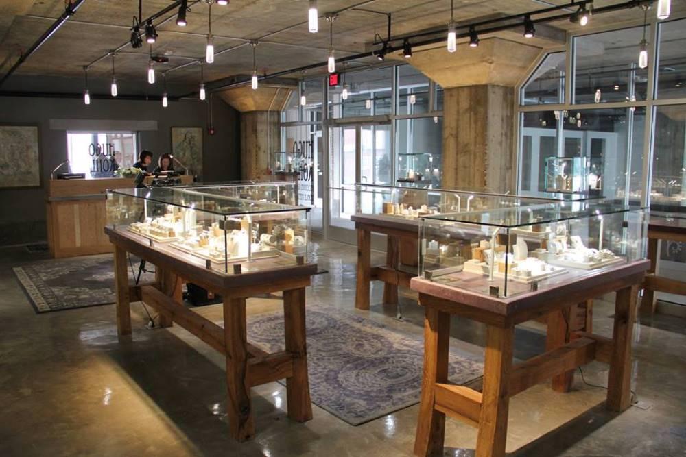 Hugo Kohl showroom