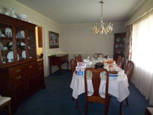Dining Room Before Staging | Valley Staging & Design