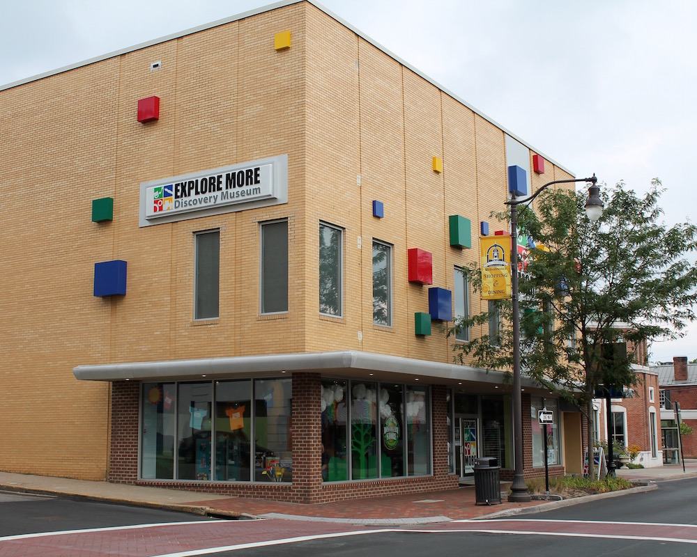 Exploring Harrisonburg: Explore More Discovery Museum | Harrisonblog
