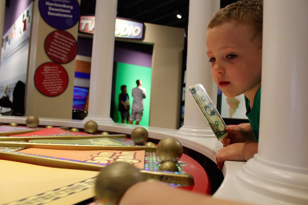 Exploring Harrisonburg: Explore More Discovery Museum