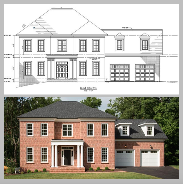 Building a Home | Harrisonburg, VA