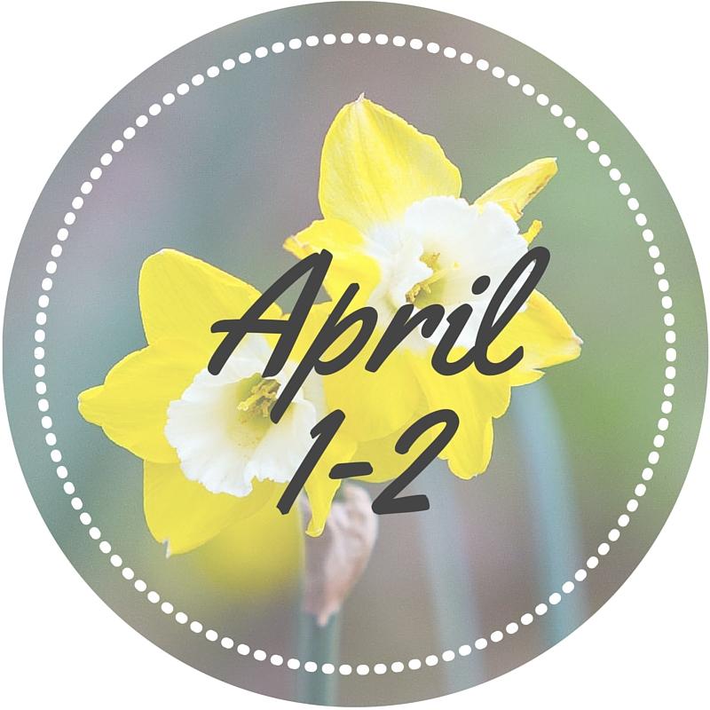 April 1-2