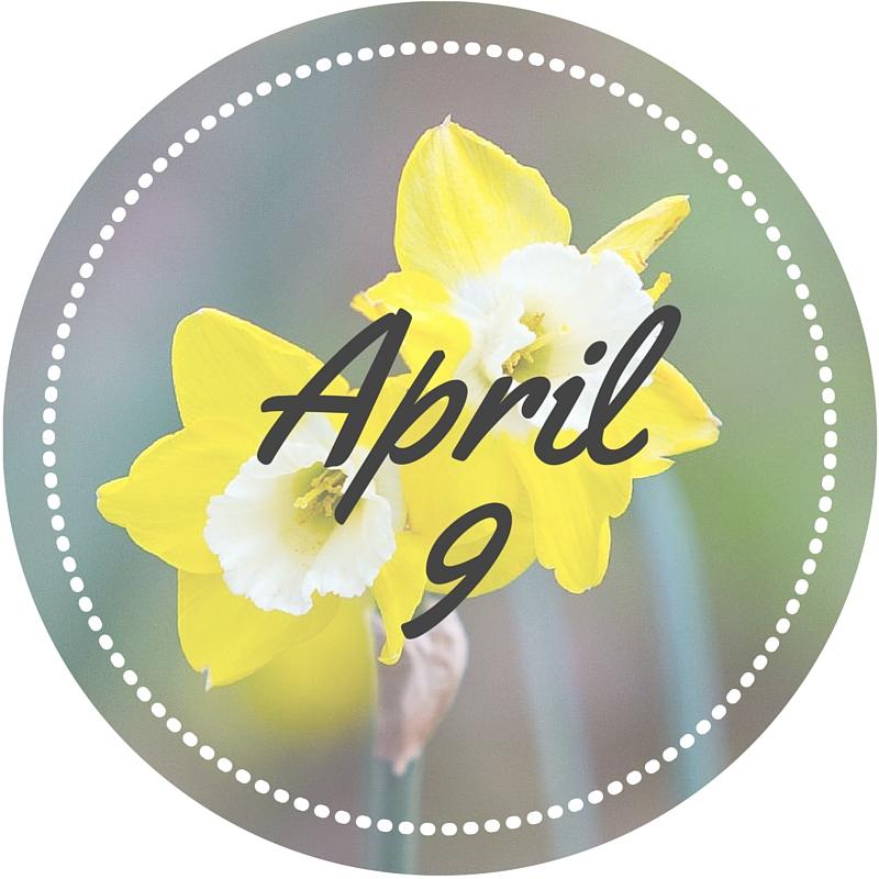 April 9