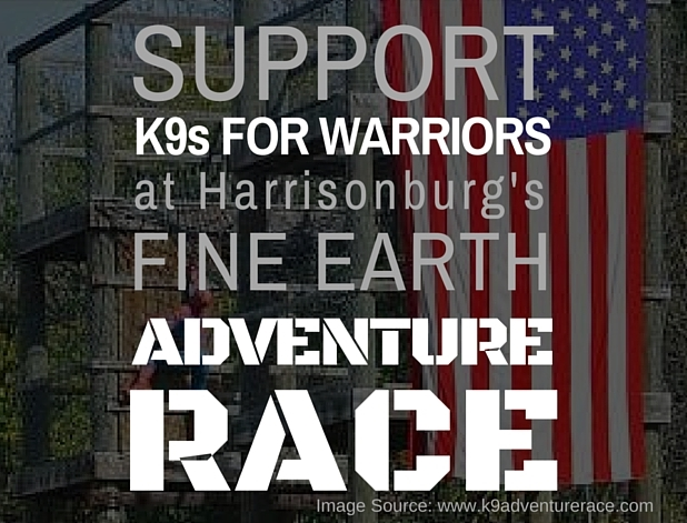 K9s for Warriors | Fine Earth Adventure Race | Harrisonburg