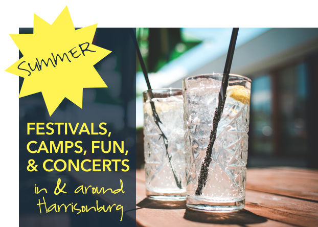 Summer Fun, Camps, Festivals & Concerts in and Around Harrisonburg, VA | Harrisonblog