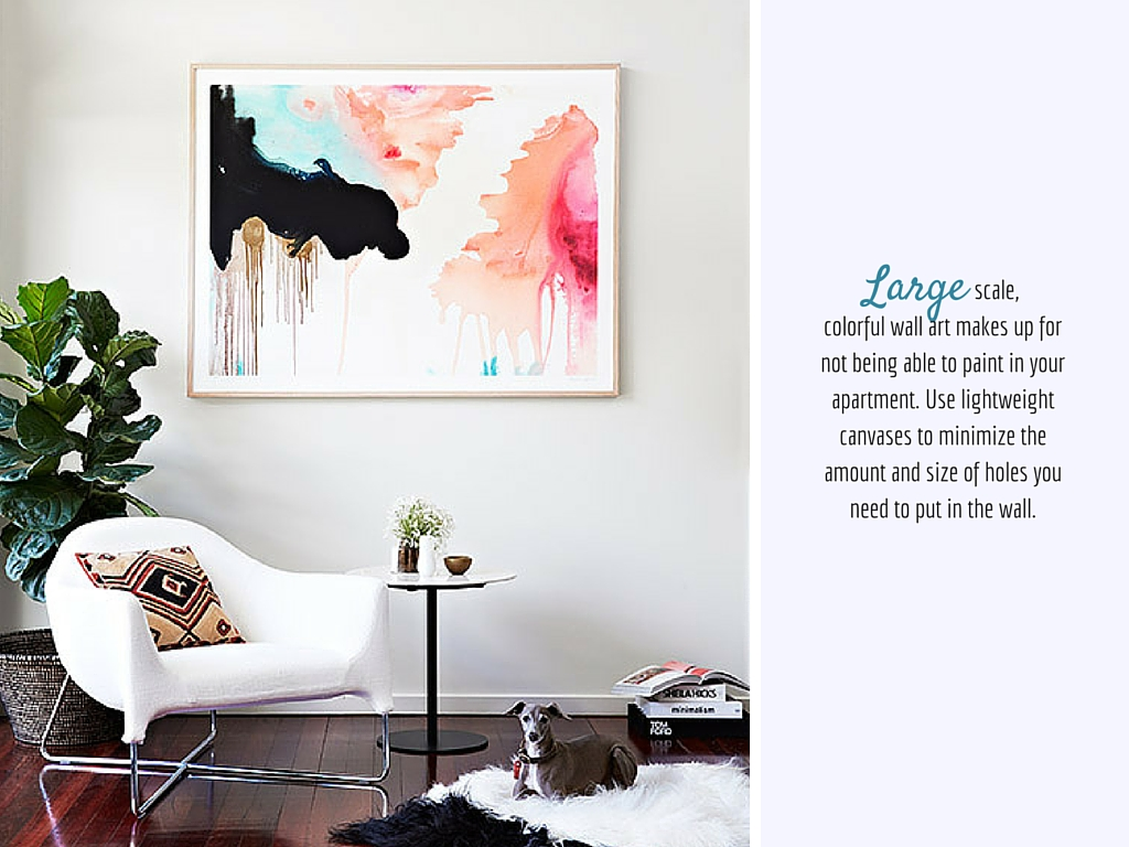 The Design Corner | How to Decorate Your Rental