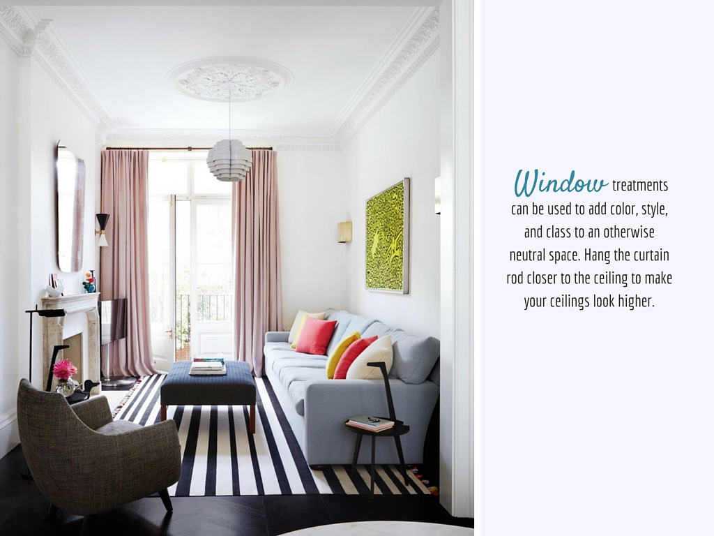 The Design Corner | How to Decorate a Rental