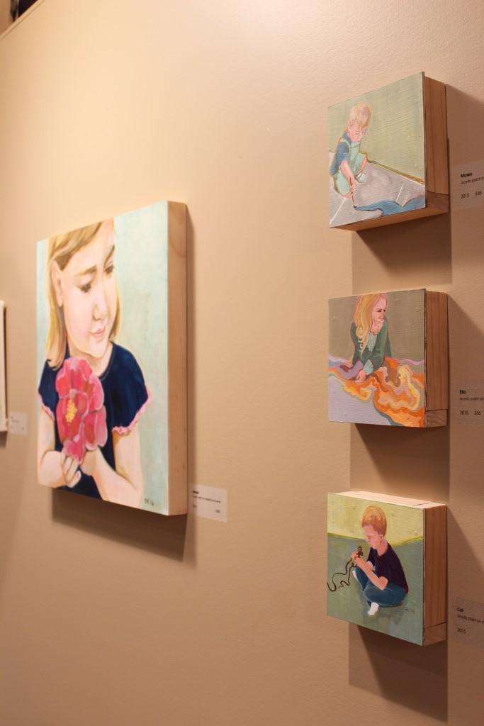 The Wilson Downtown Gallery   Denise Kanter Allen