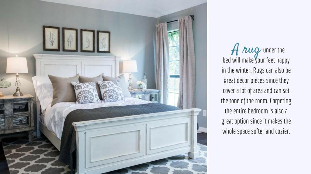 The Design Corner | Decorating Your Master Suite