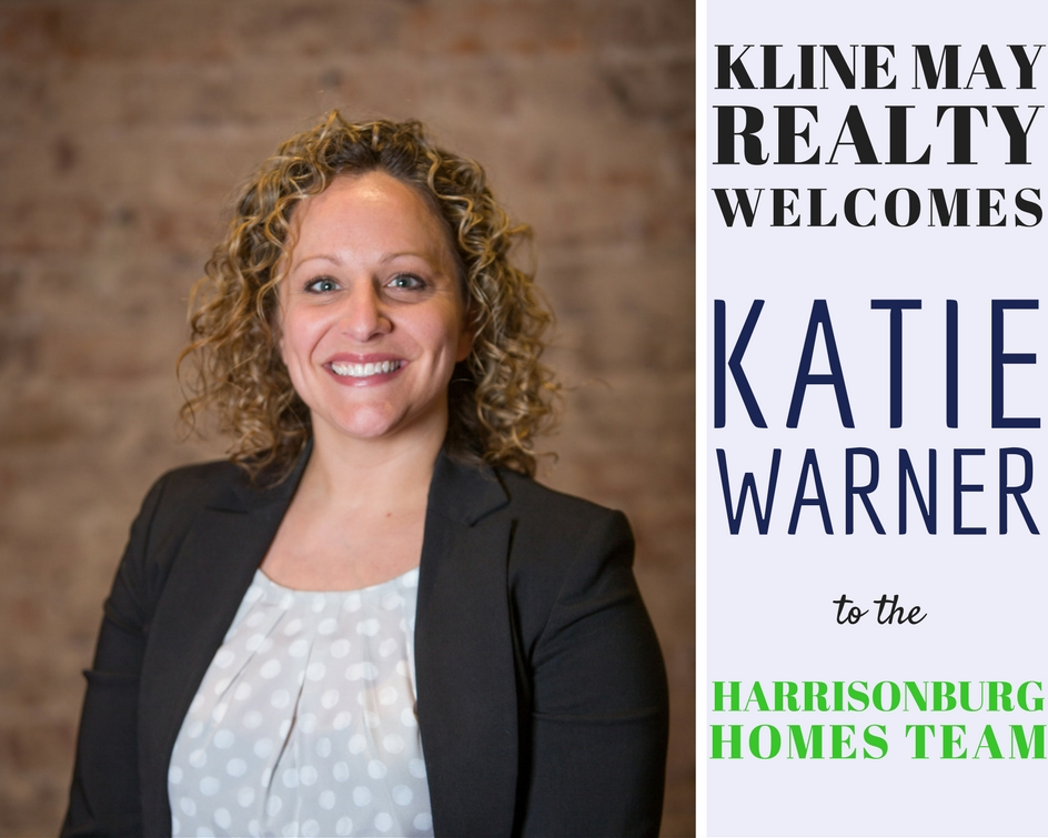 Kline May Realty Welcomes Katie Warner to The Harrisonburg Homes Team