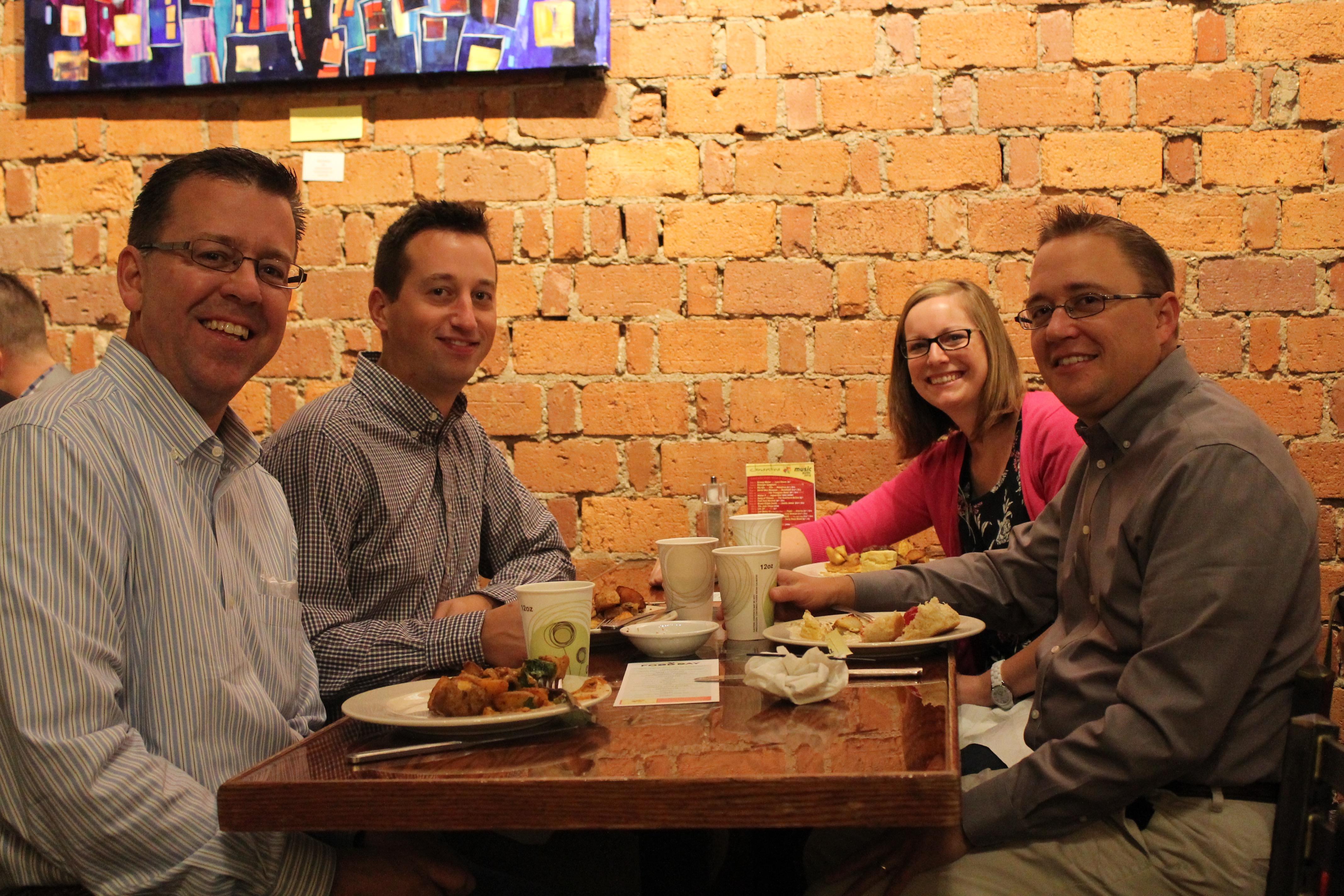 Harrisonburg Farm to Table Breakfast | The Harrisonburg Homes Team