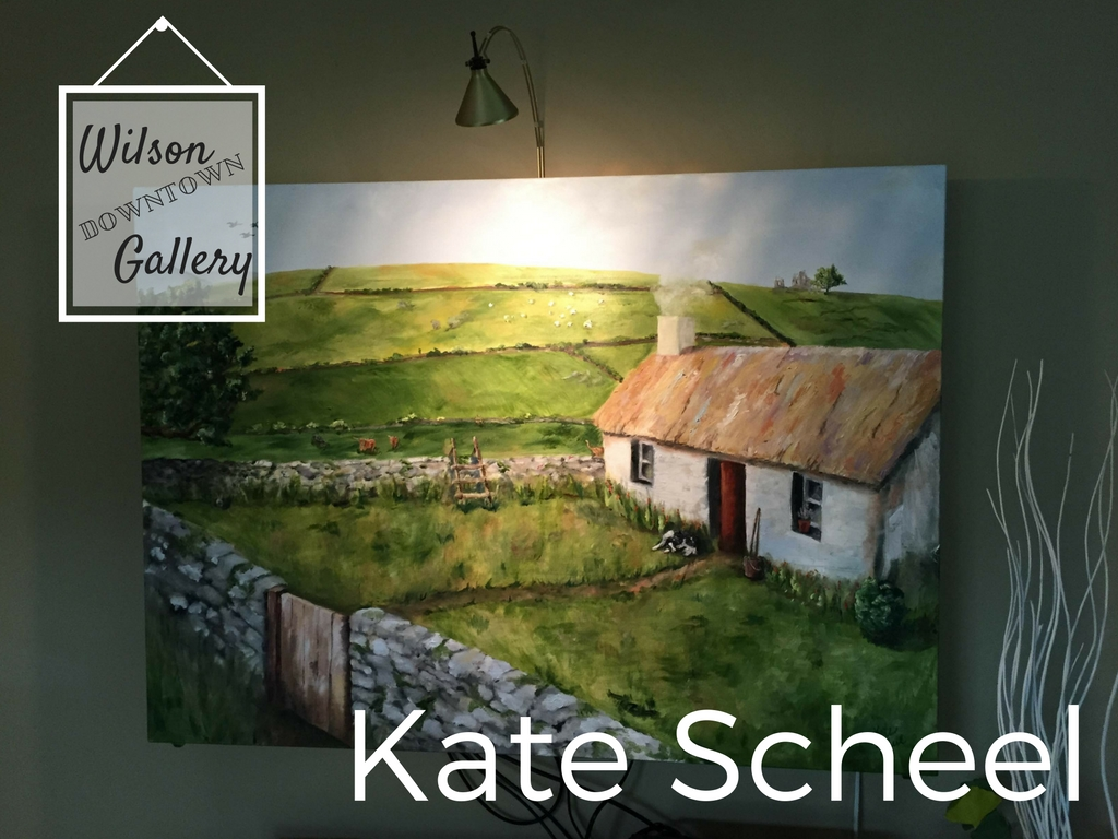 The Wilson Downtown Gallery | Kate Scheel
