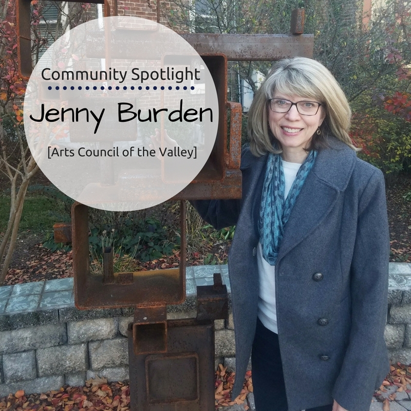 Community Spotlight | Jenny Burden