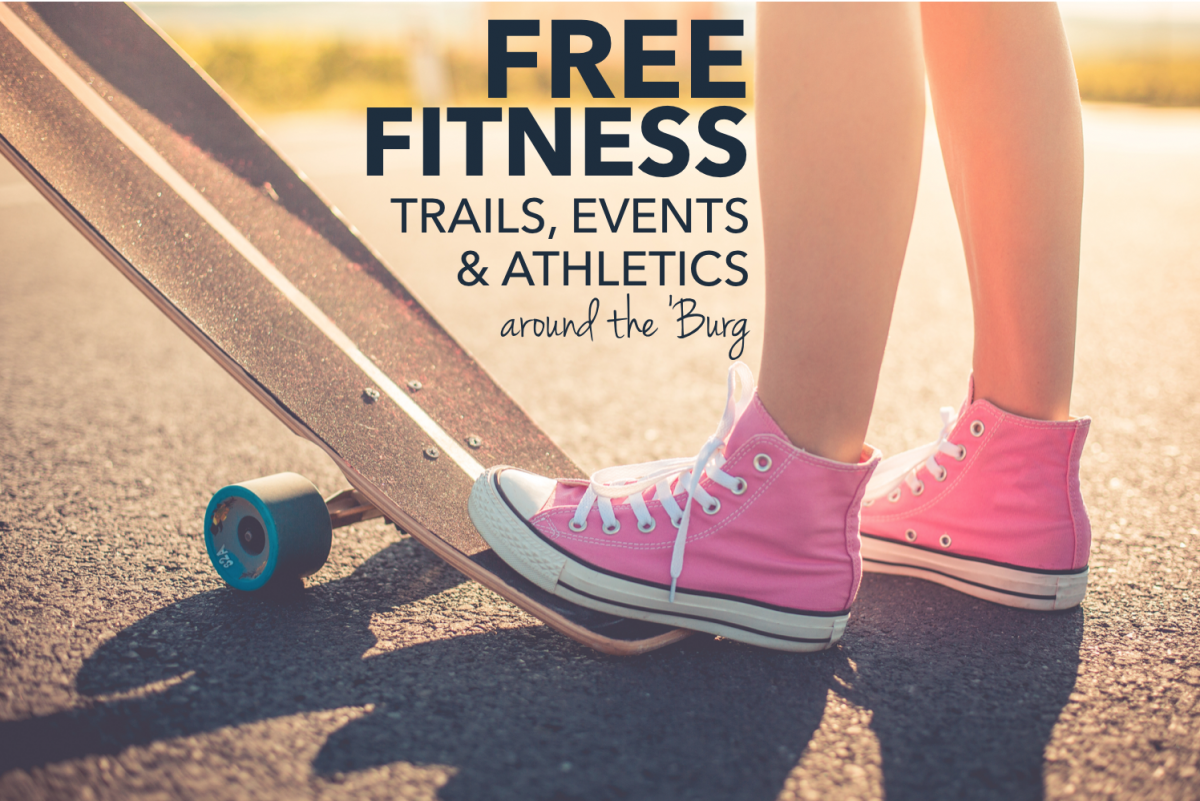 Free Fitness | Trails, Events, and Athletics around Harrisonburg | Harrisonblog