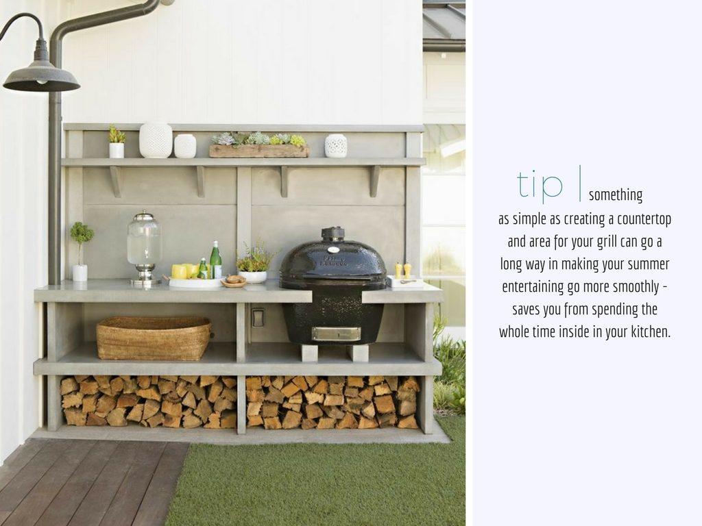The Design Corner | Outdoor Living