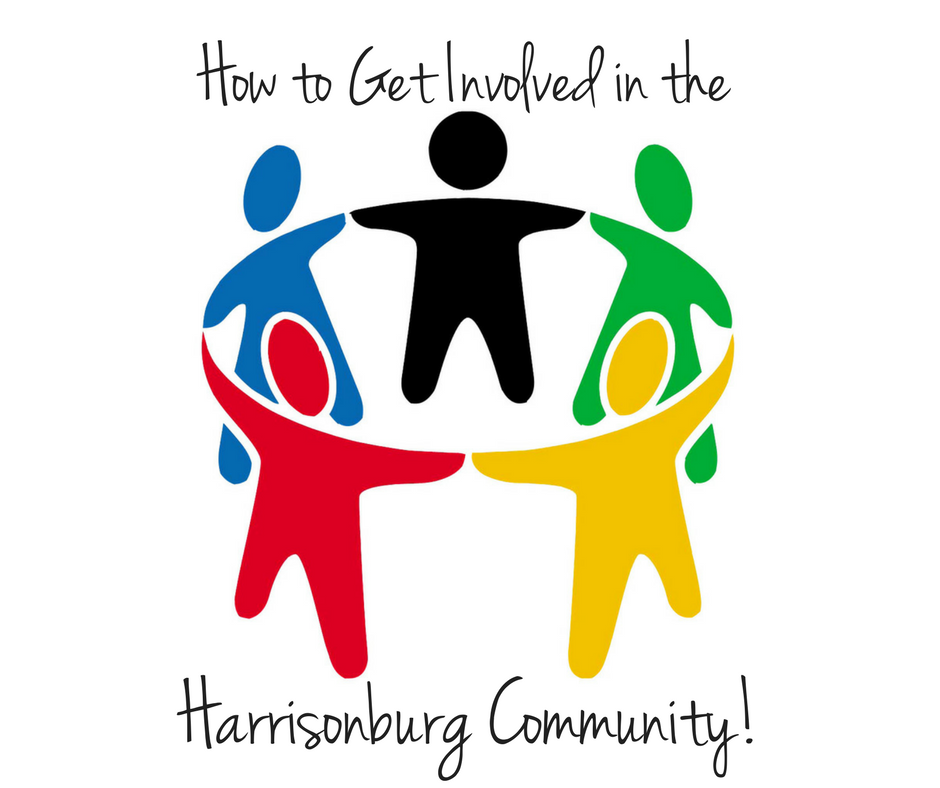 How to Get Involved in the Harrisonburg Community! | Harrisonblog