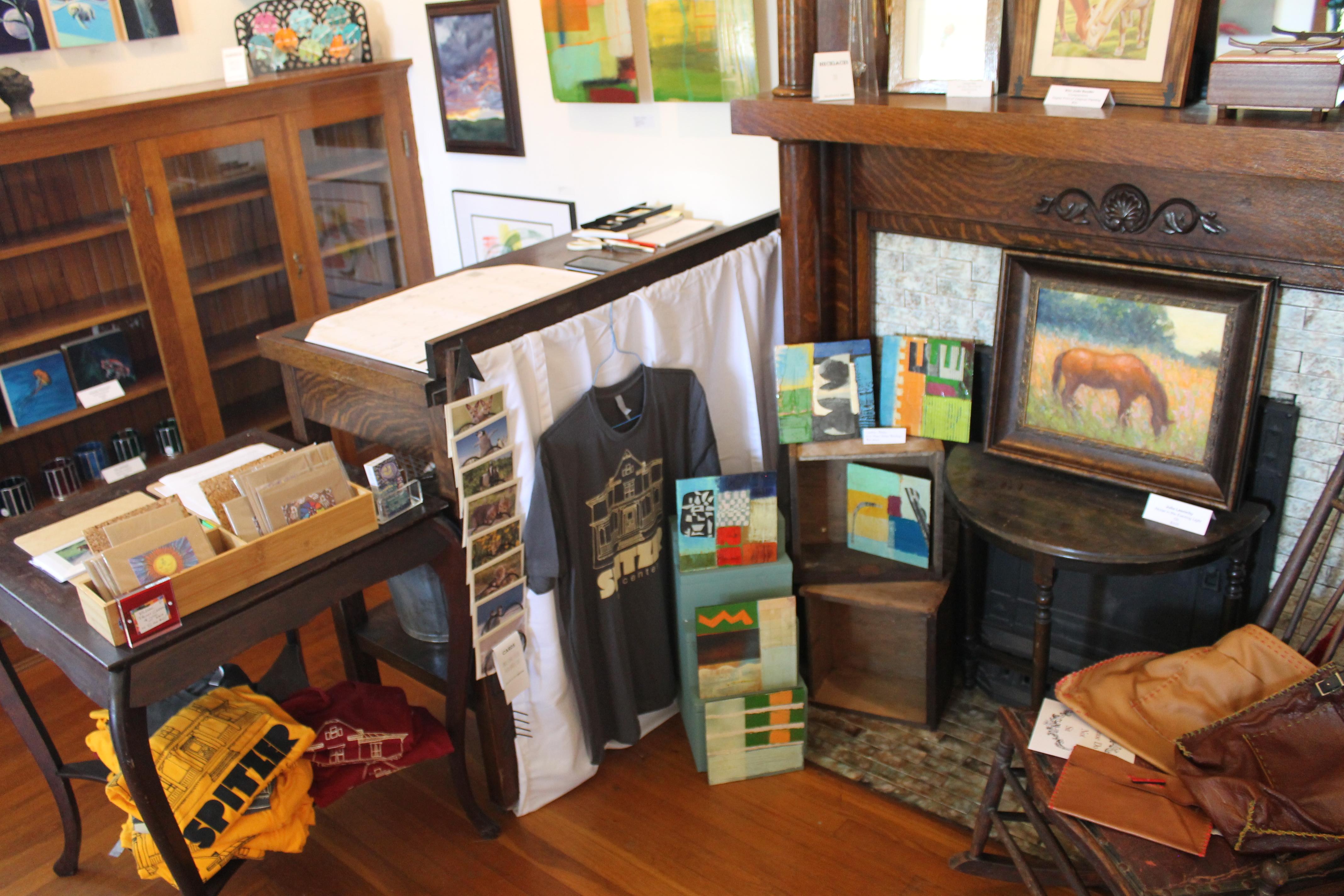 Spitzer Gallery Shop | Harrisonblog.com