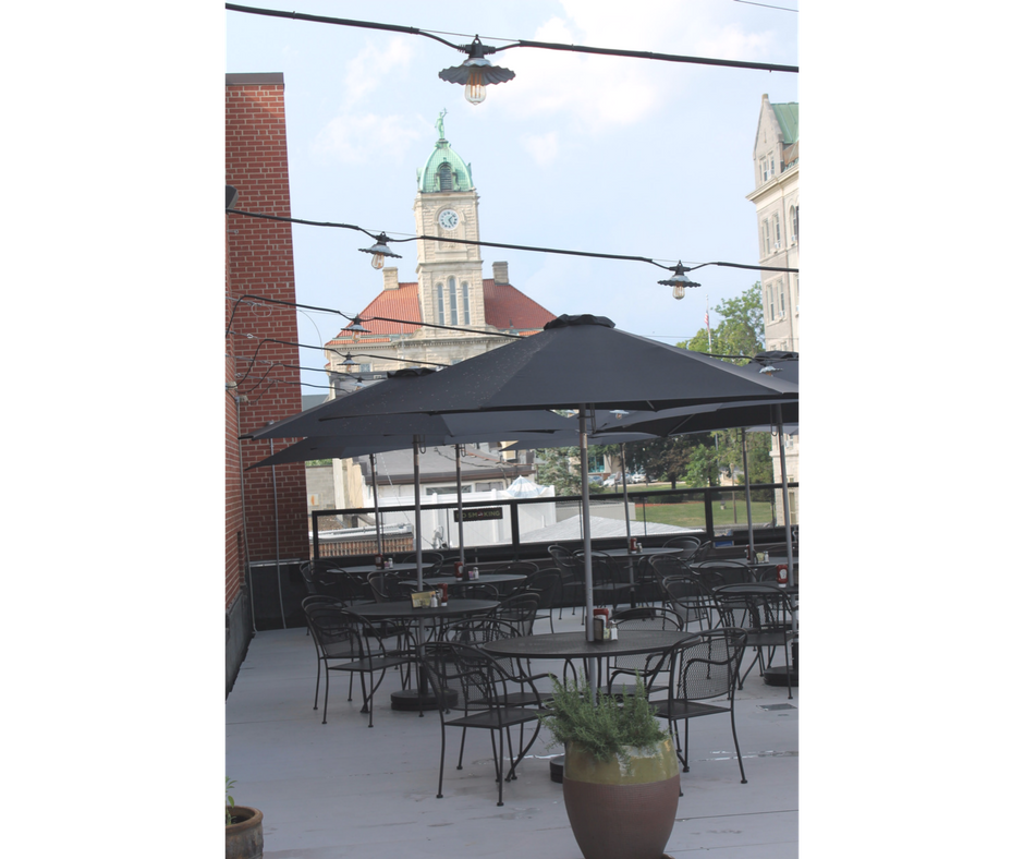 The RoofTop at Jimmy Madison's | The Harrisonburg Homes Team