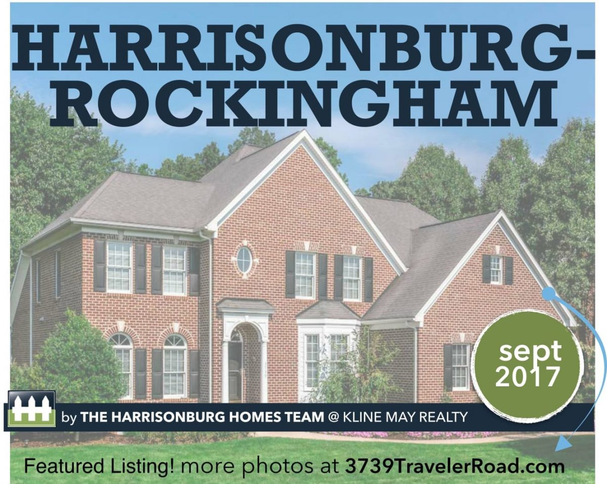 September Market Report | Harrisonburg Homes Team