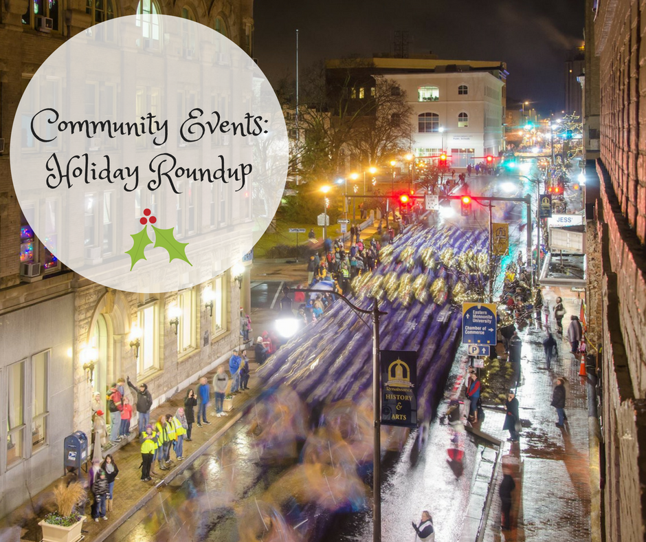 Community Events: Holiday Roundup | Harrisonblog.com
