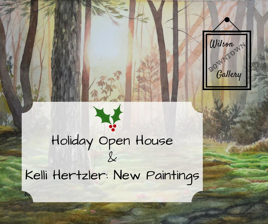 Kelli Hertzler | Wilson Downtown Gallery