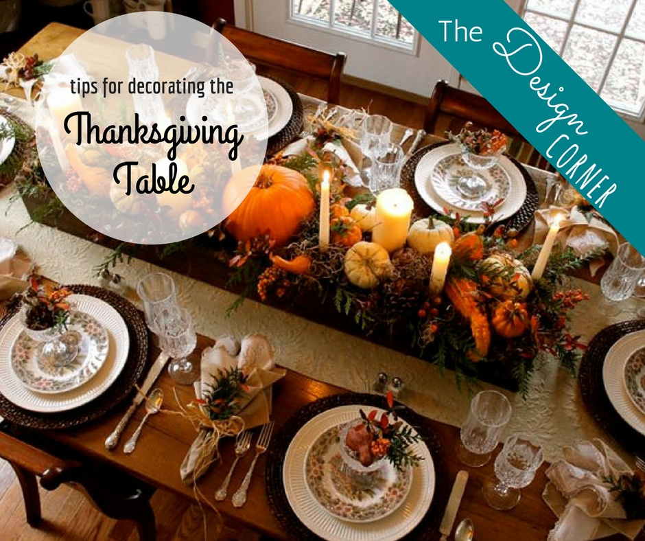 Thanksgiving table | Harrisonblog.com
