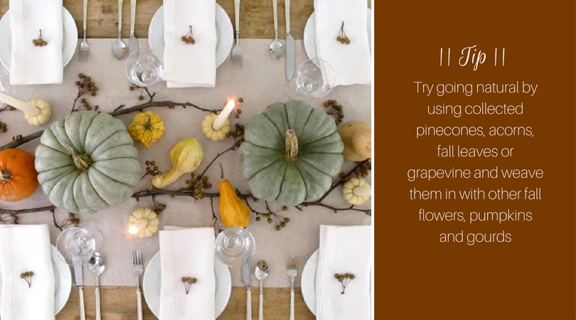 Thanksgiving - use a theme | Harrisonblog.com