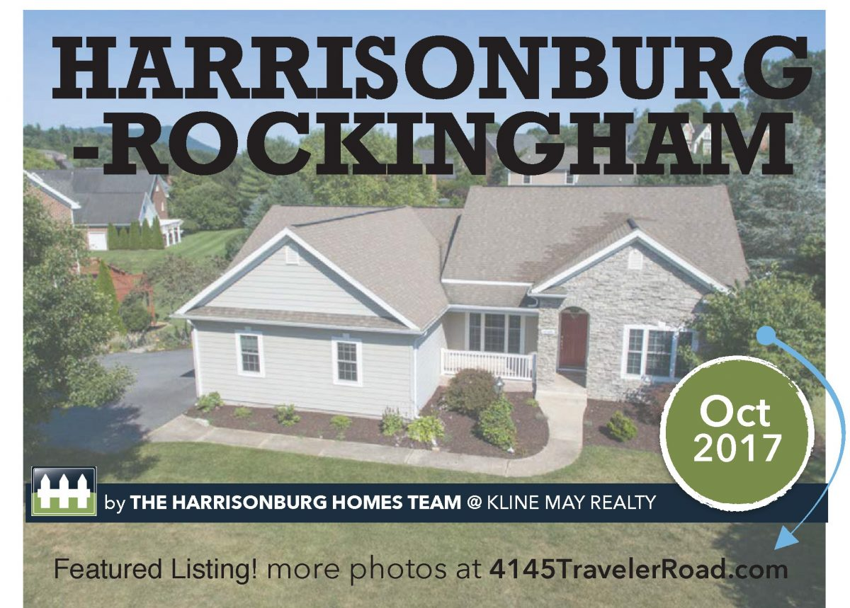 Market Report October 2017 | Harrisonburg Homes Team