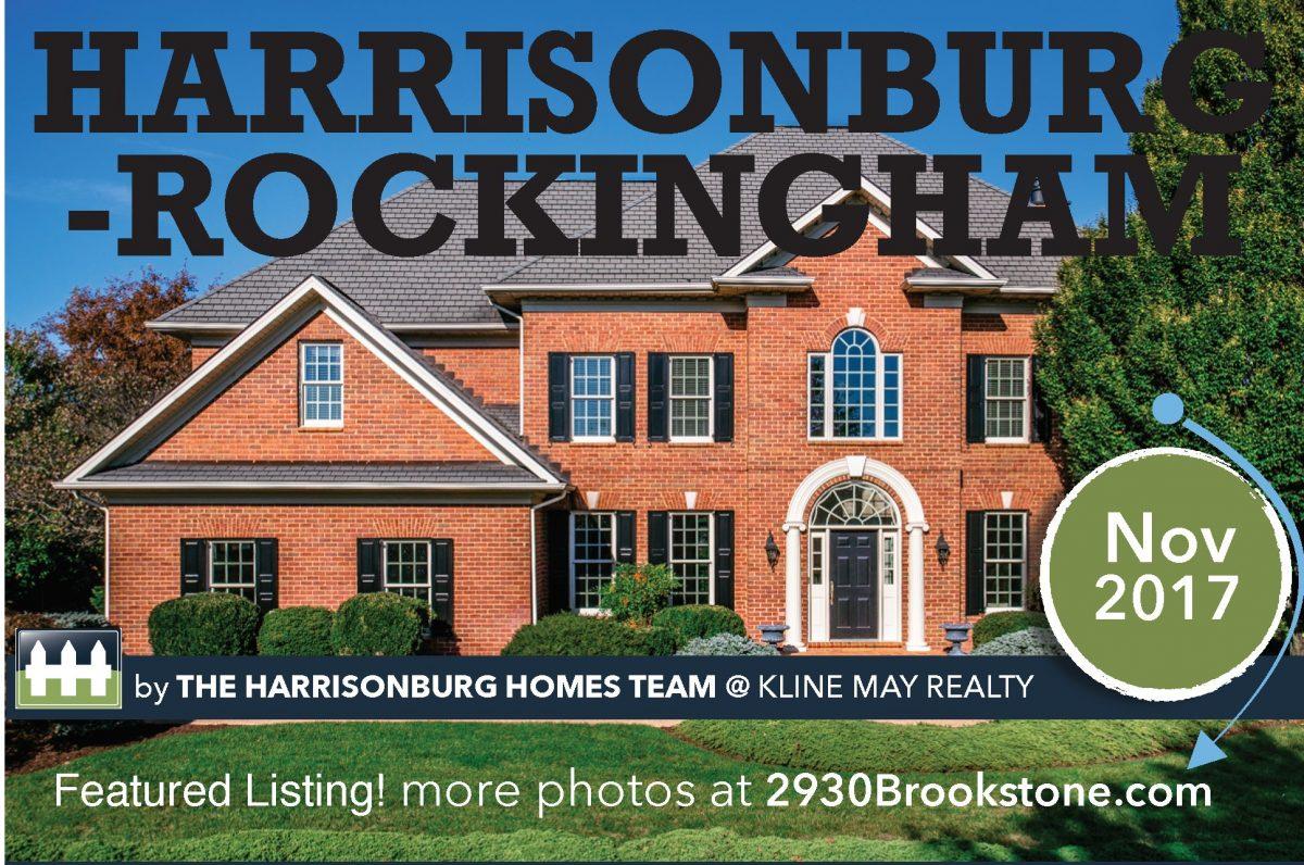 Market Report November 2017   Harrisonburg Homes Team