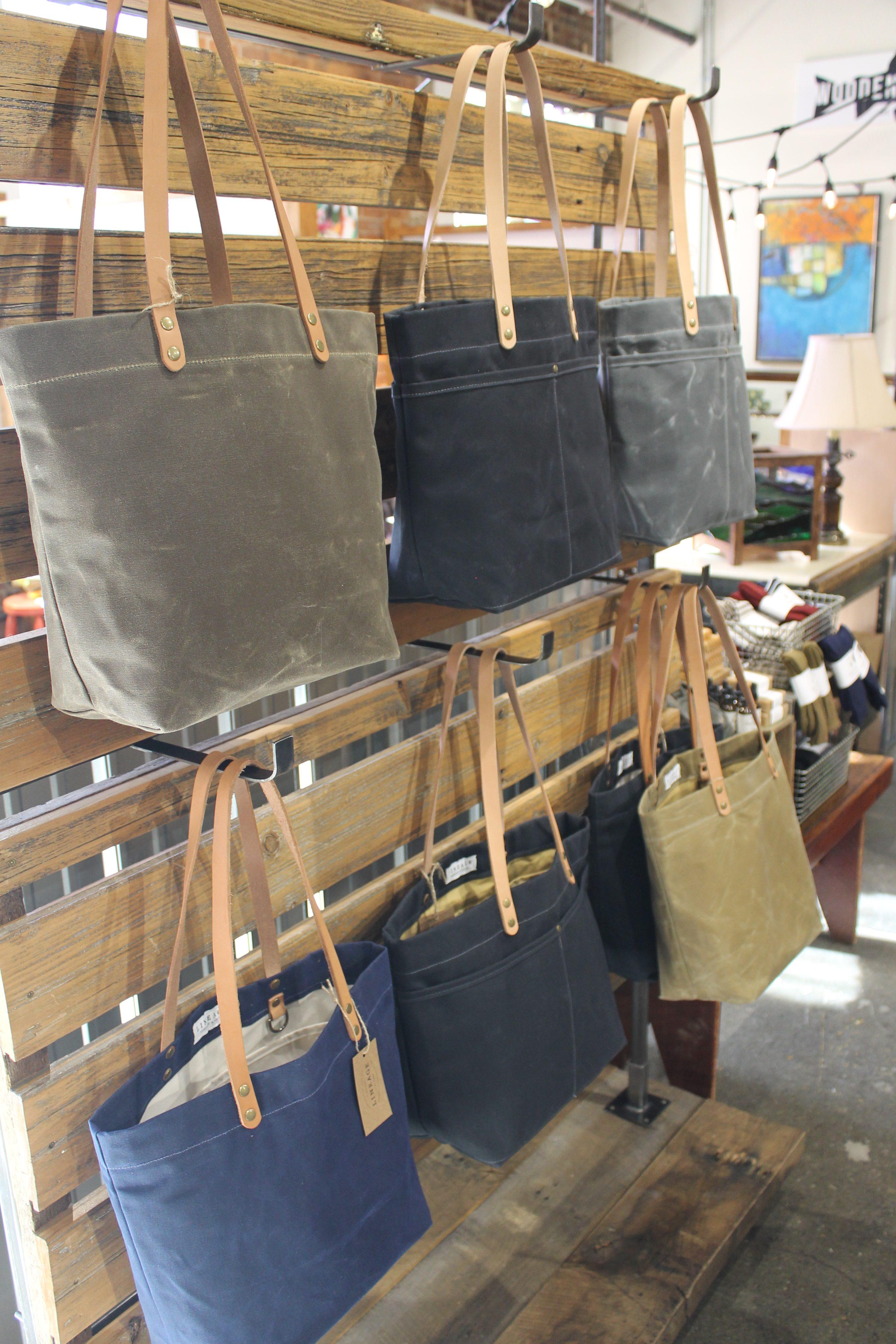 Canvas Bags | Lineage | Harrisonblog.com