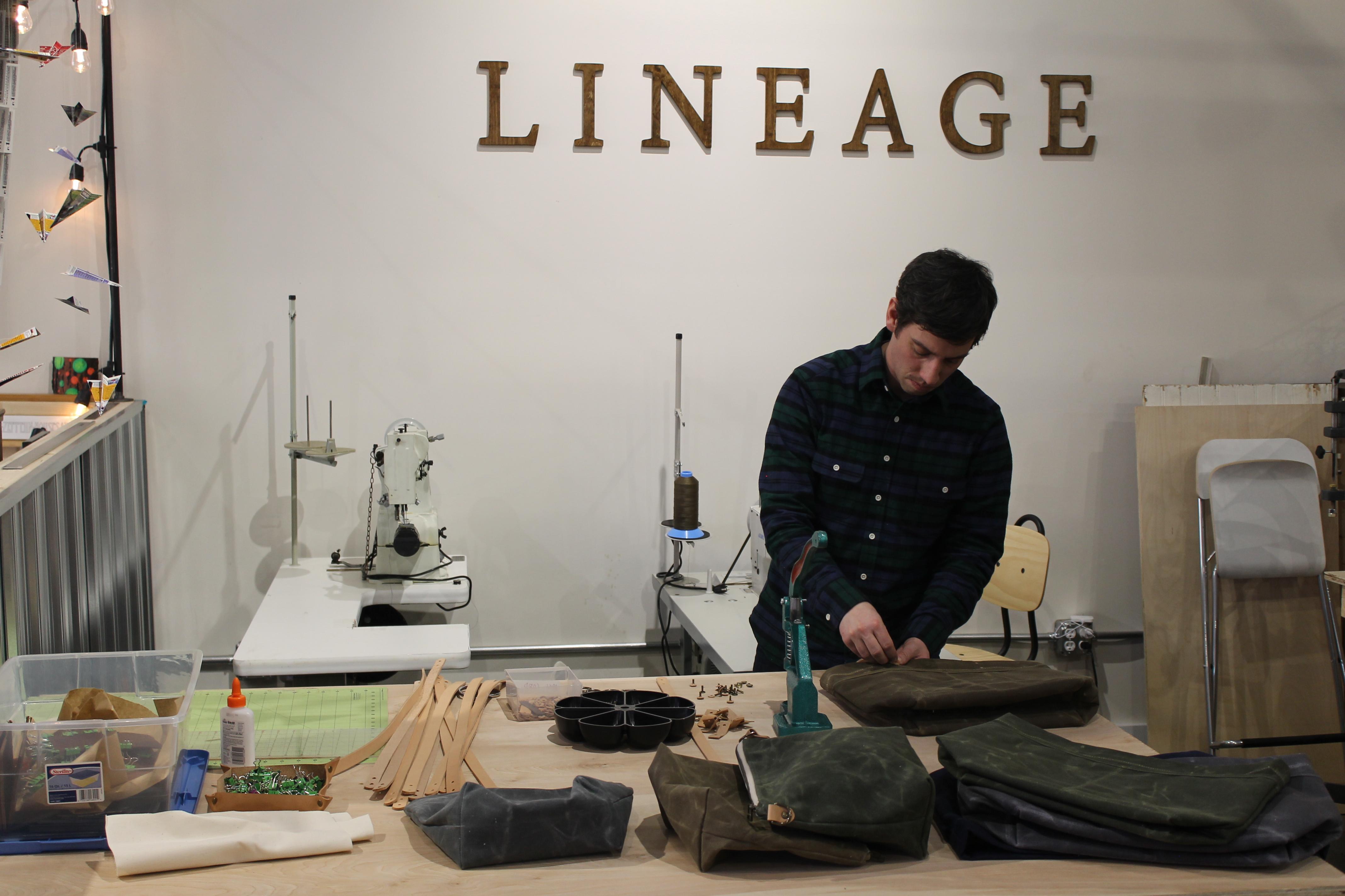 Paul Hansbarger | Lineage | Harrisonblog.com
