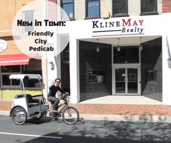 Friendly City Pedicab   Harrisonblog.com