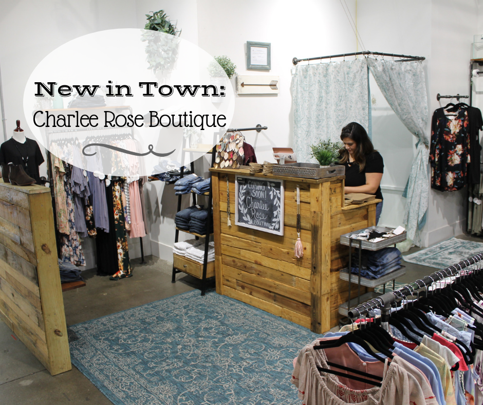 Charlee Rose Boutique | Harrisonblog.com