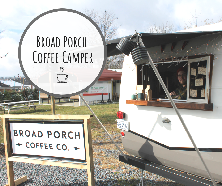 Broad Porch Coffee Camper