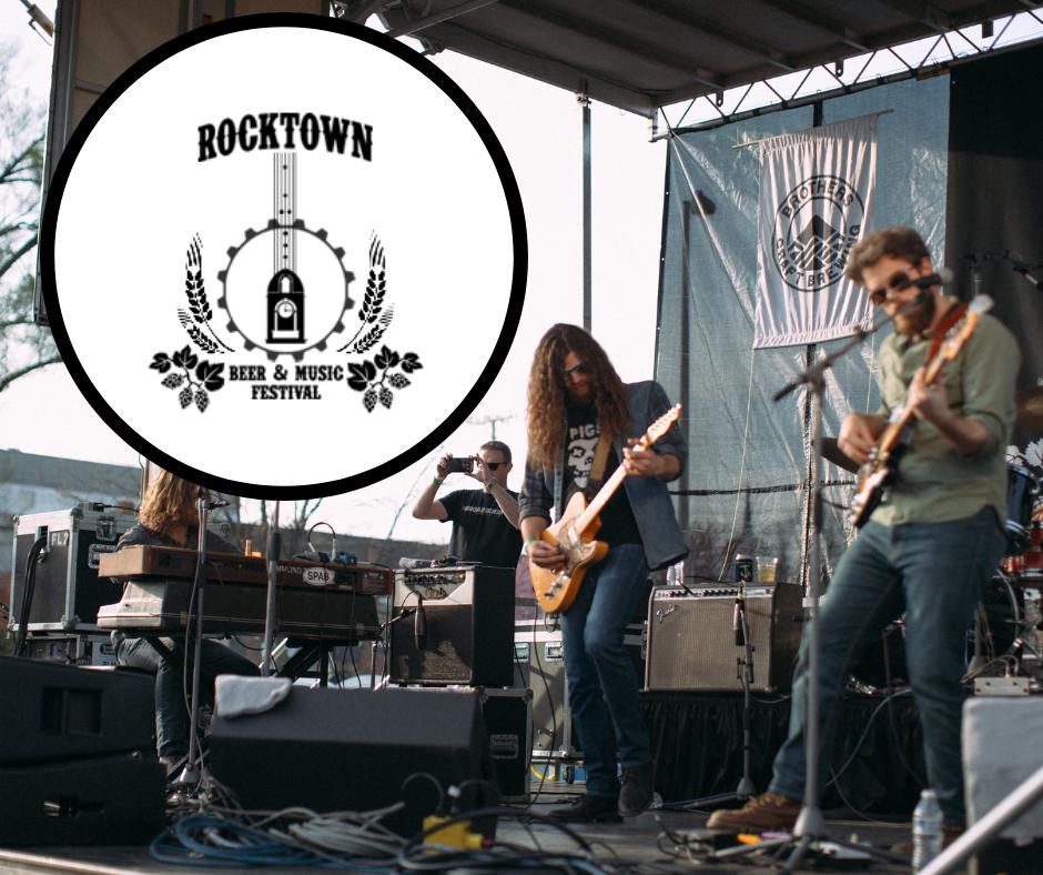 rocktown beer & music festival | Harrisonblog.com